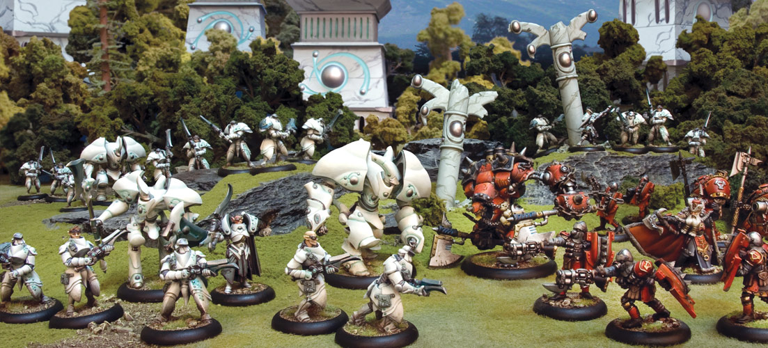 Warmachine i Hordes